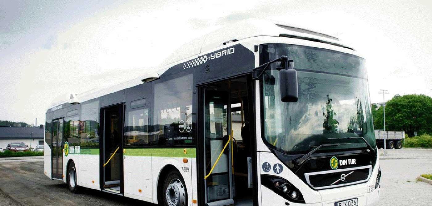 Bra Bussförbindelser